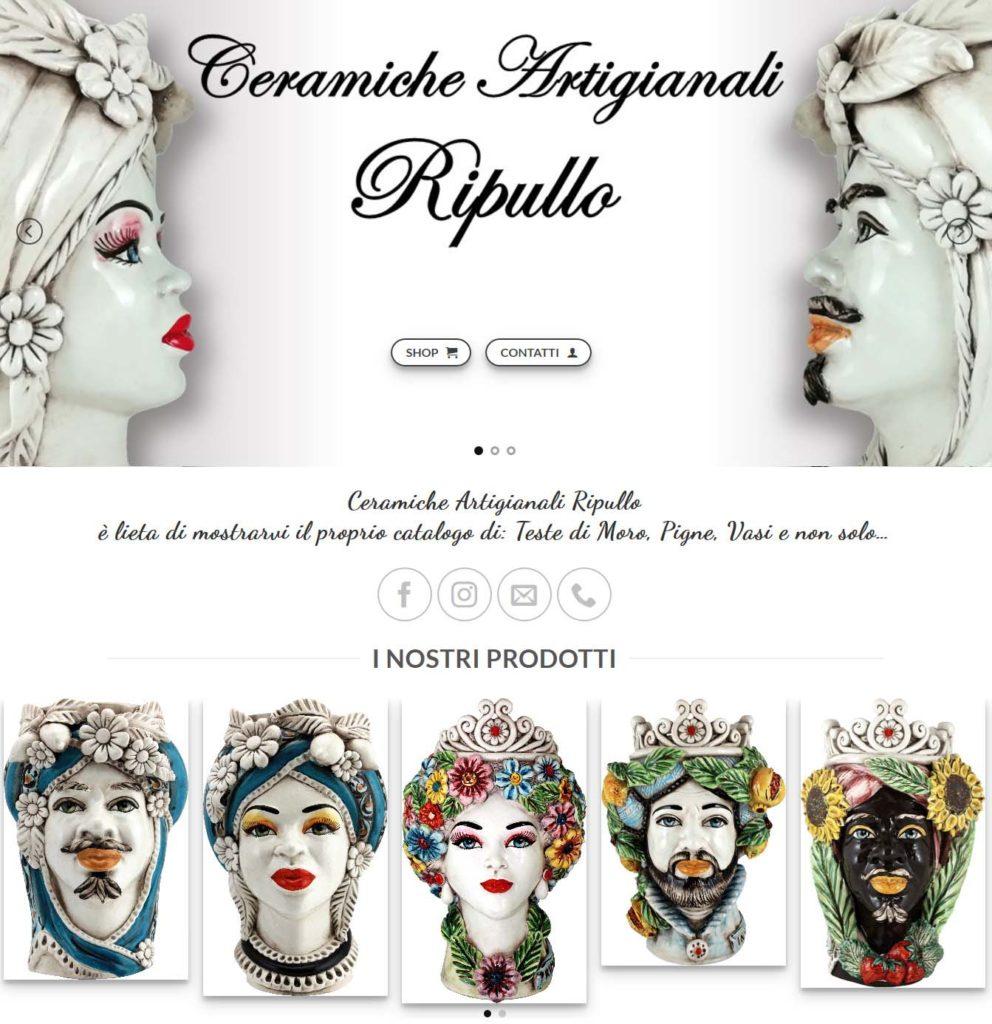 Ceramiche Ripullo Caltagirone